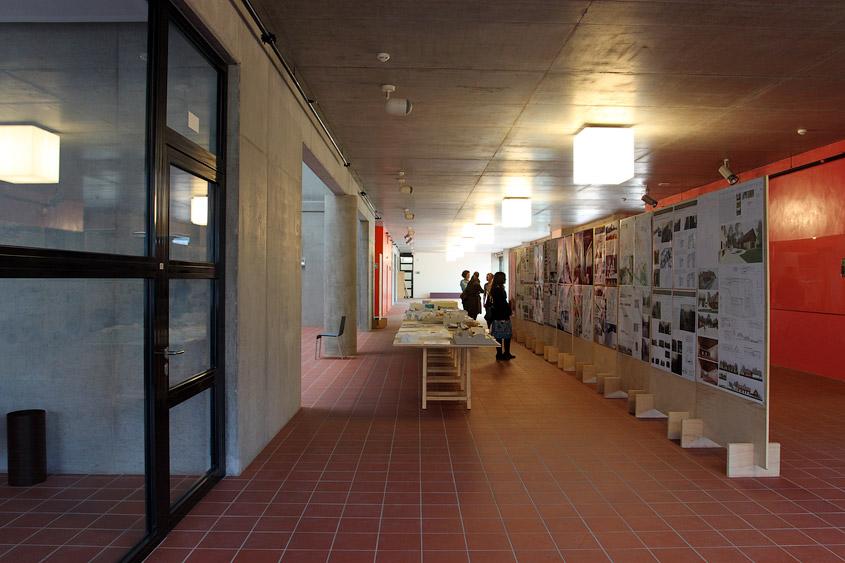 Новый корпус факультета архитектуры и информационных технологий Чешского технического университета в Праге, FIT и FA ČVUT