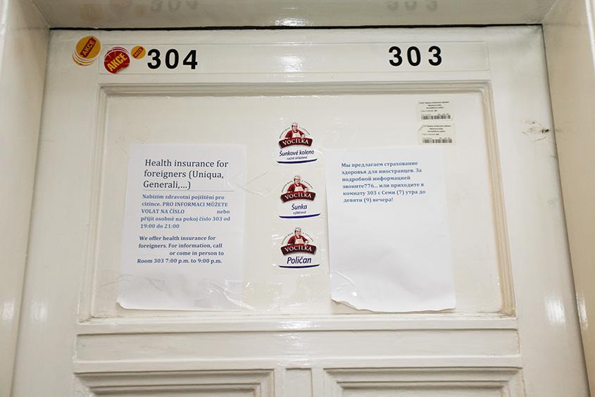 Общежитие Главкова / Hlávkova kolej